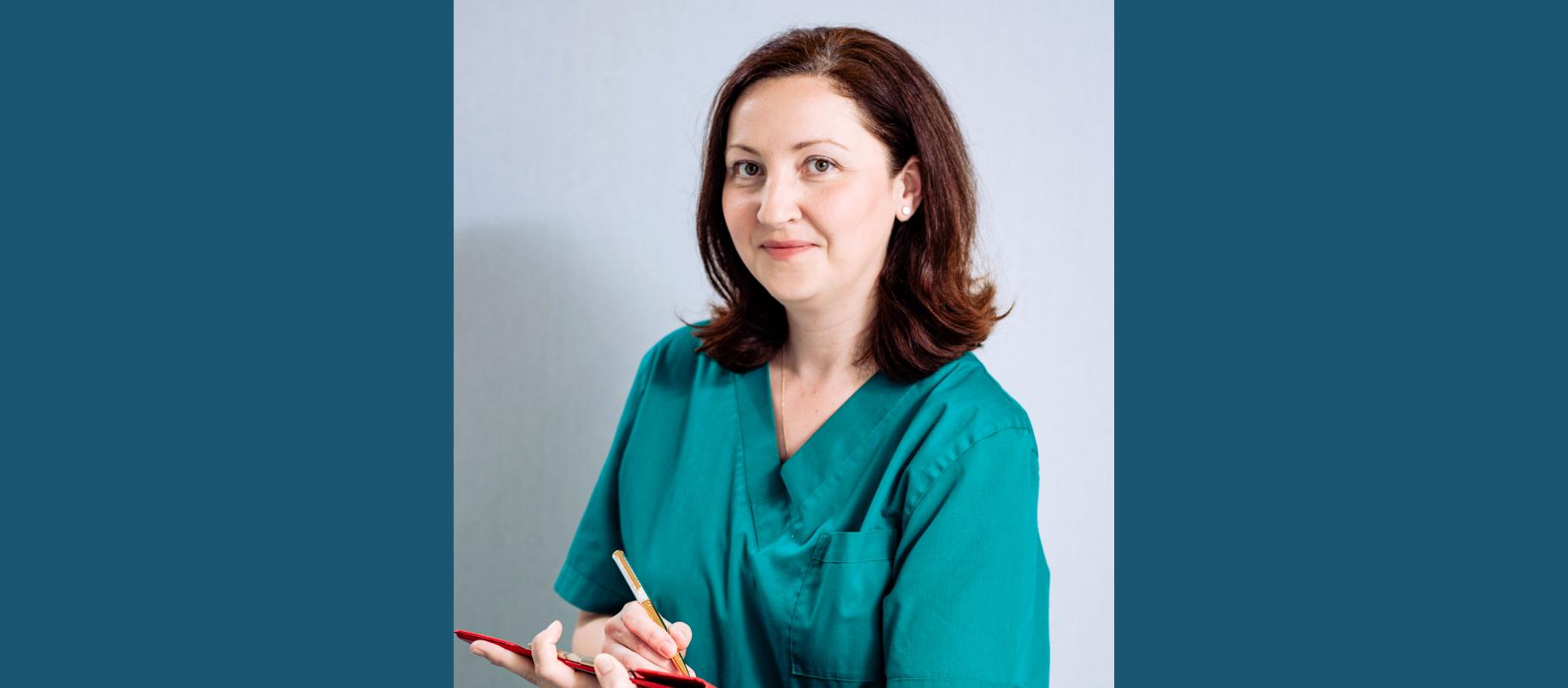 Dr. Claudia Creț Medic specialist oftalmolog