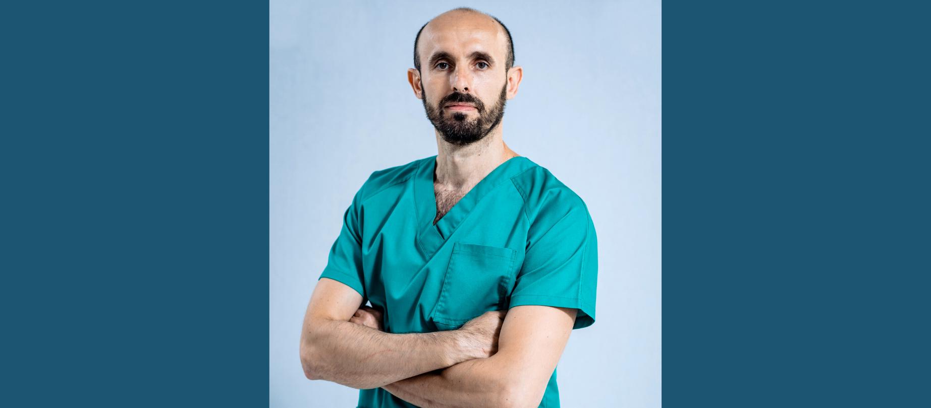 Dorel Gheti Manager clinică - Turda și Mediaș