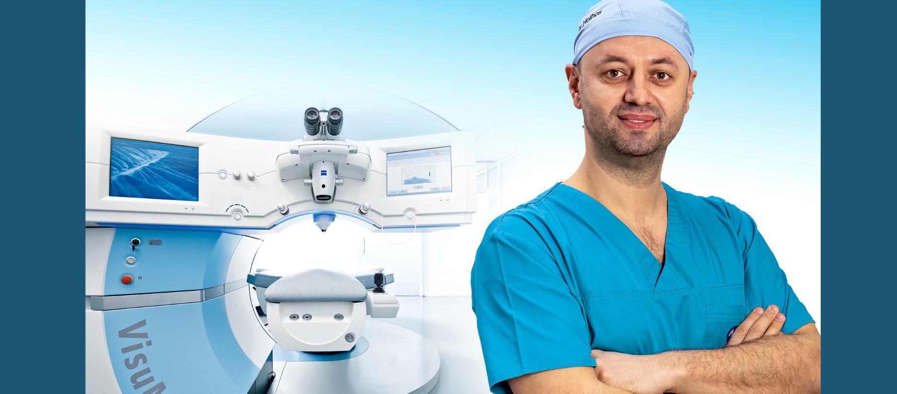 Dr. Holhoș medic chirurg oftalmolog