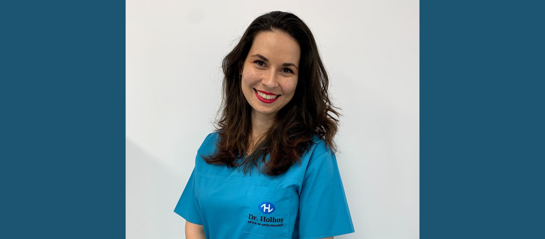 Flavia Vonica Medic specialist oftalmolog
