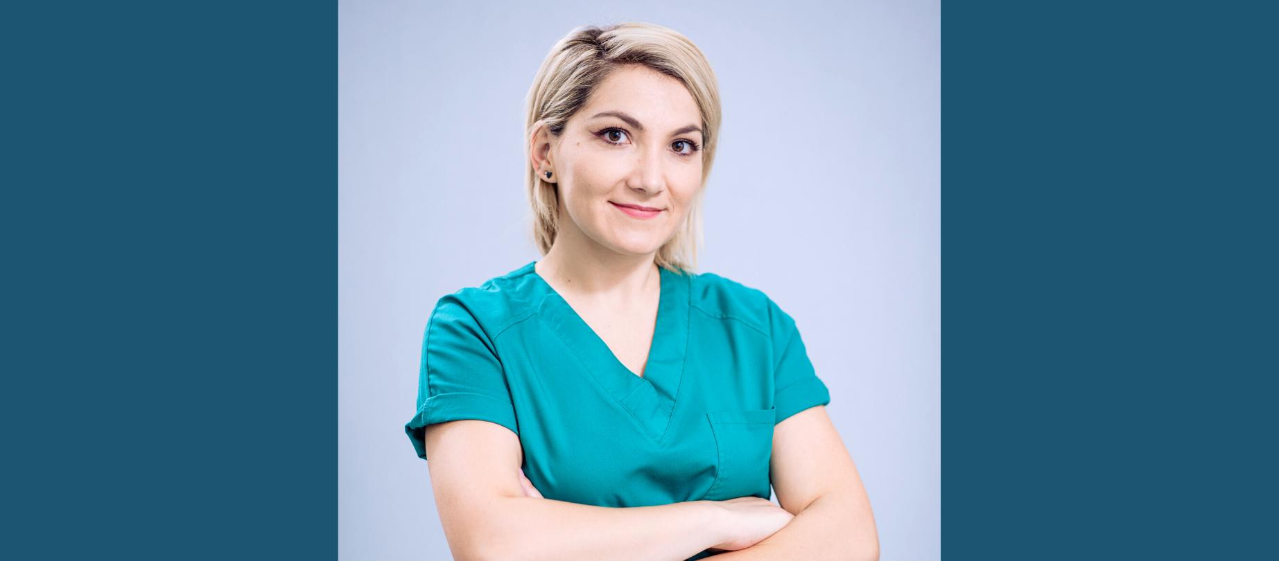 Georgiana Cibu General Manager Rețea Dr. Holhoș
