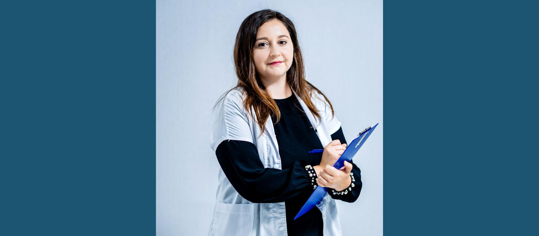 Doctor Cristina Grigore Medic specialist oftalmolog