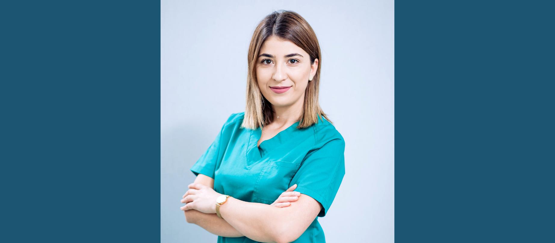 Iulia Iancu Manager clinica Alba Iulia