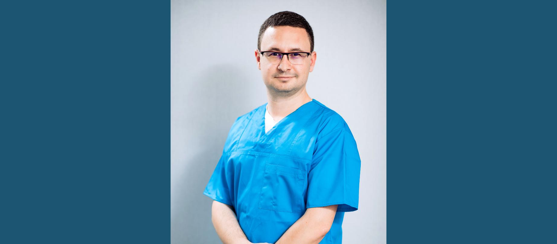 Doctor Laurențiu Stupariu Medic specialist oftalmolog